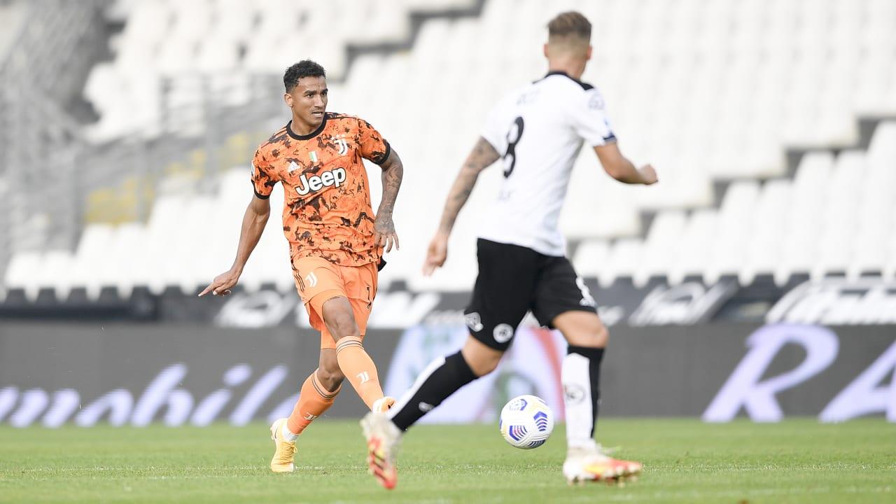 Danilo Spezia vs Juve 1-4