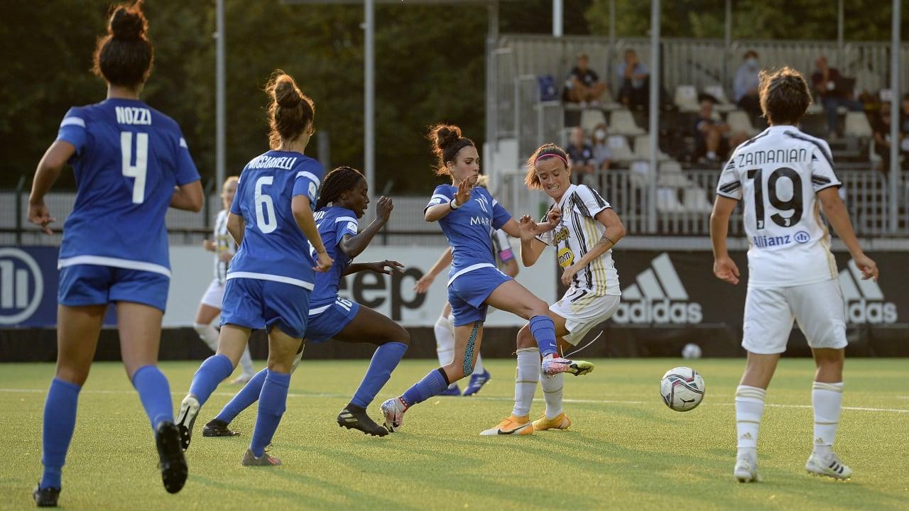 J Women - San Marino