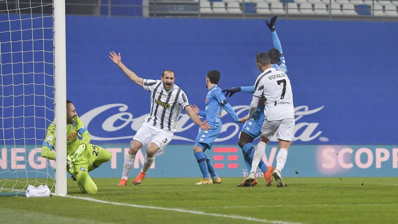 Match Juve Napoli Supercoppa 20 gennaio 2021