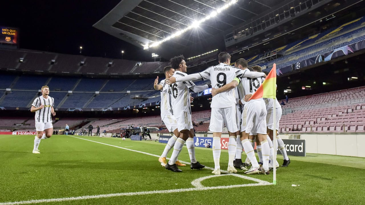 Match Barcelona Juventus 8 dicembre 2020