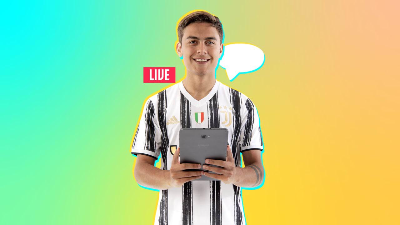 Junior Reporter - Paulo Dybala