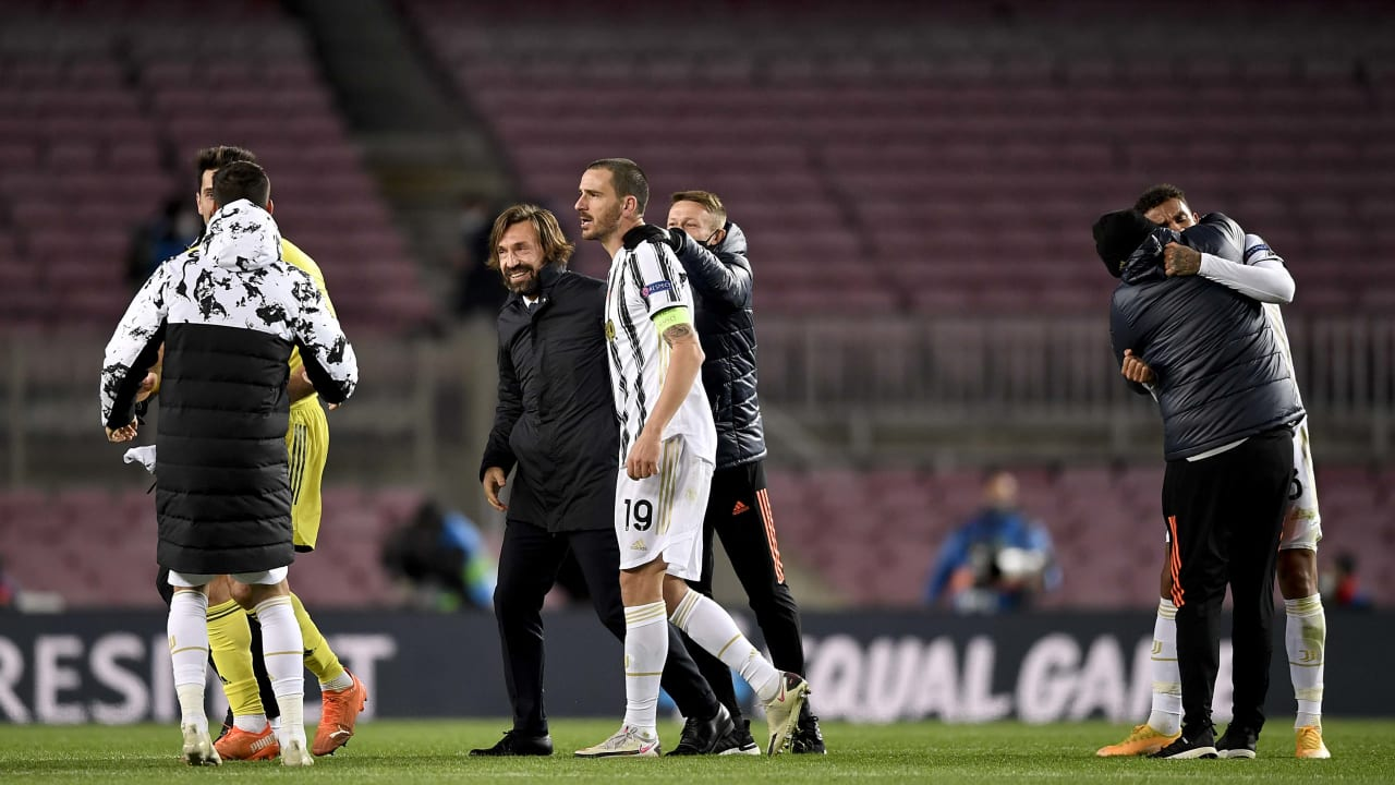 20 Barcelona Juventus 8 dicembre 2020