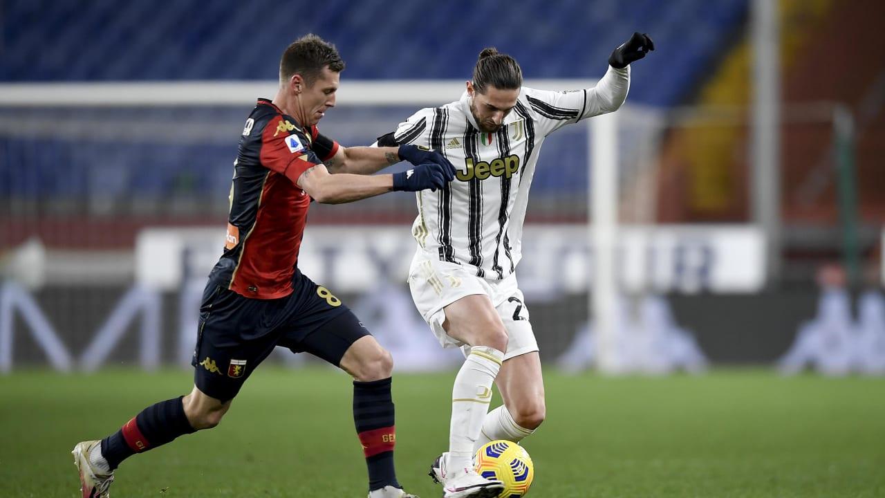 post Genoa Juve