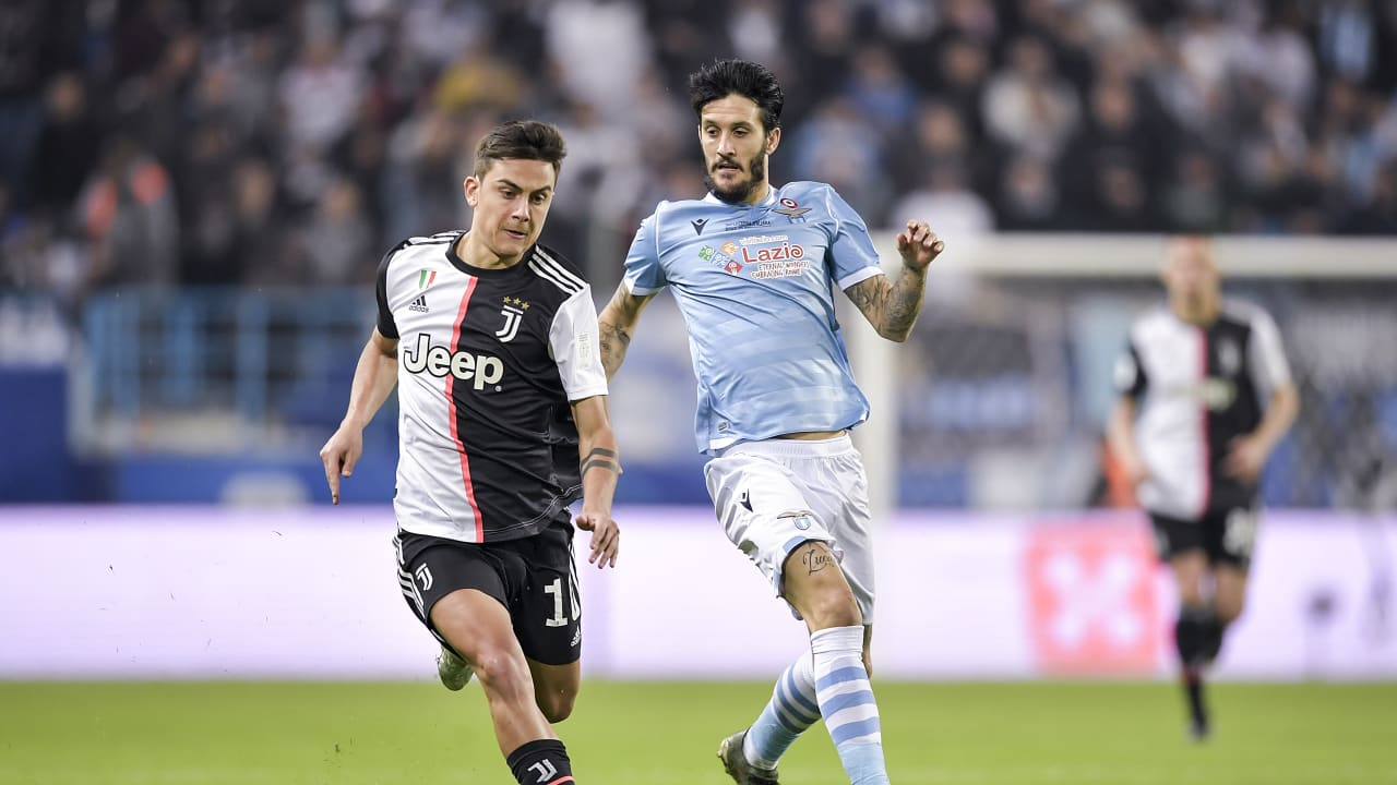 Dybala Lazio