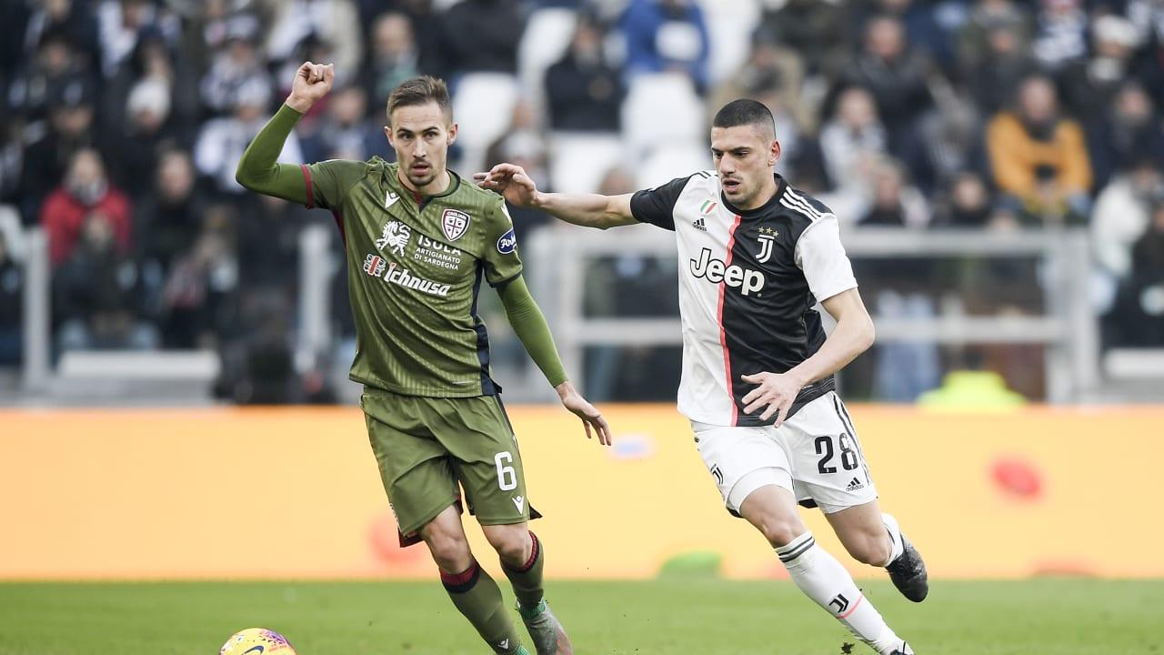 Serie A   Juventus v Cagliari - 2019/2020
