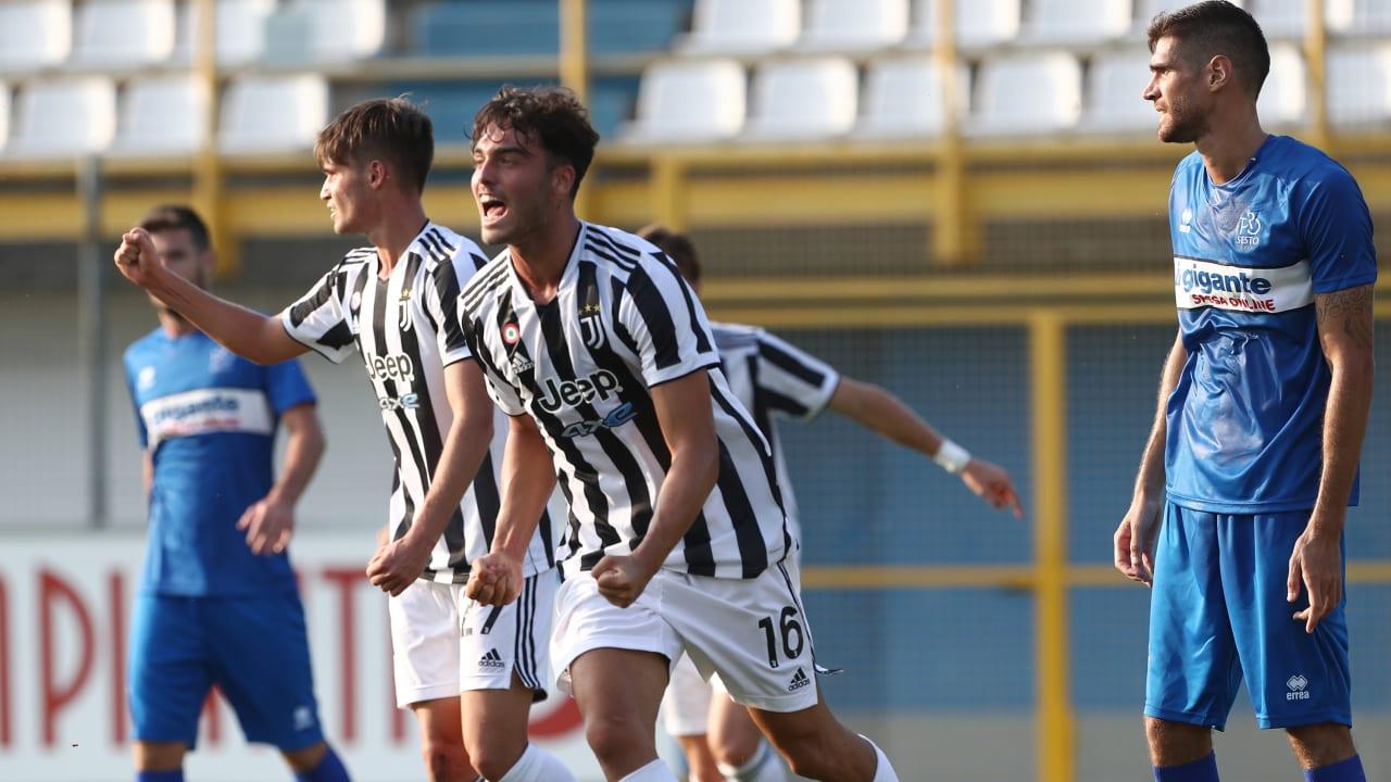 Coppa Italia Serie C | Pro Sesto - Juventus Under 23 | Foto 1