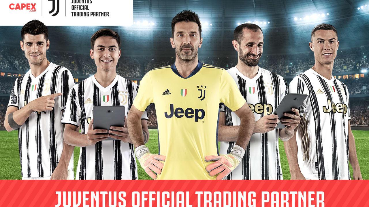 CAPEX.com - Juventus - Press releas - 1400x933