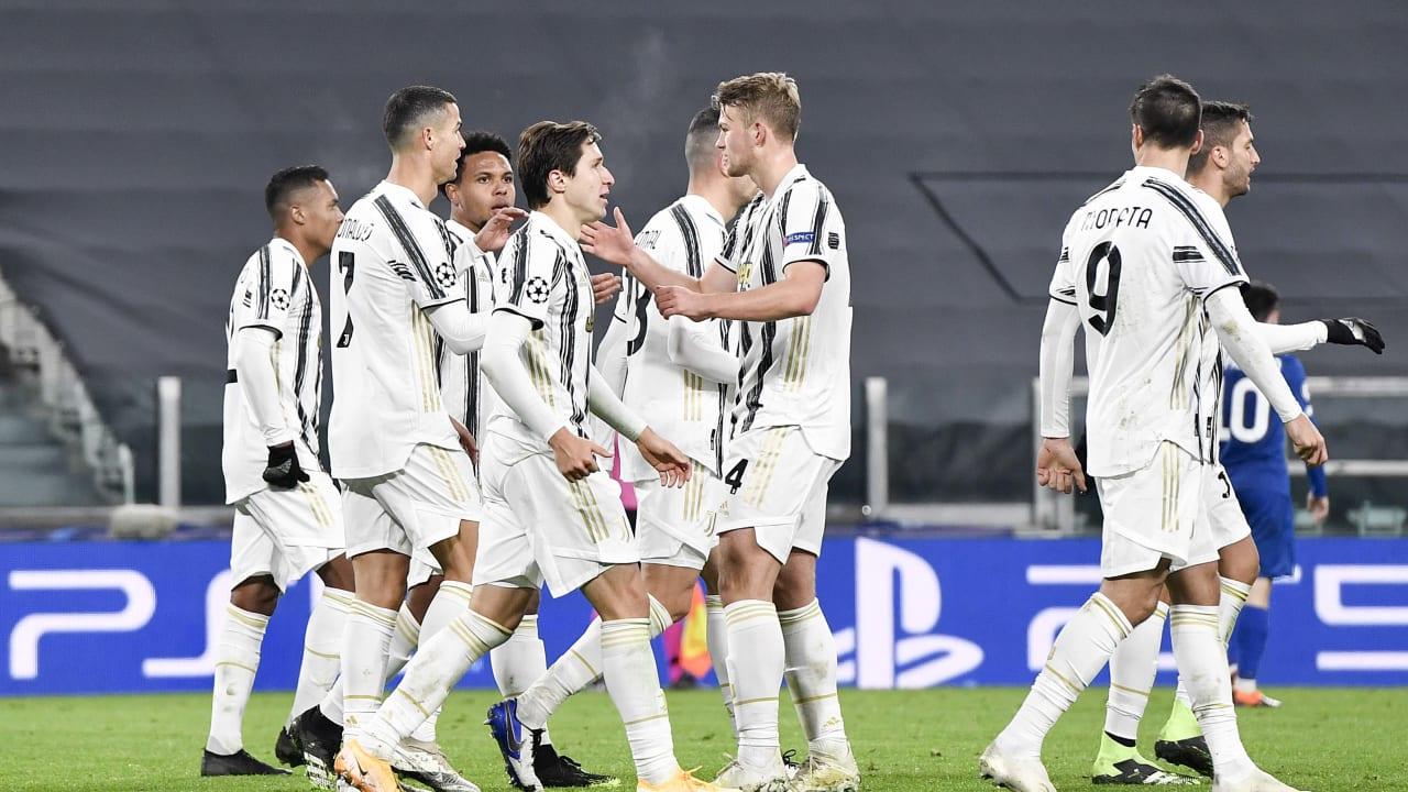 Match Juventus Dinamo Kiev 2 dicembre 2020