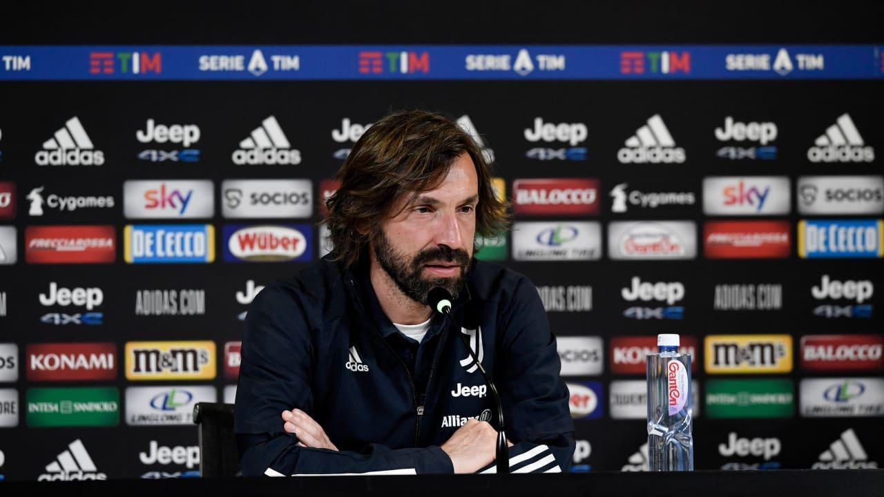 Pirlo Press Conference