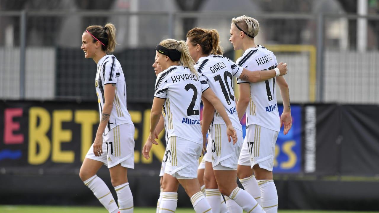 Juventus Women - Milan