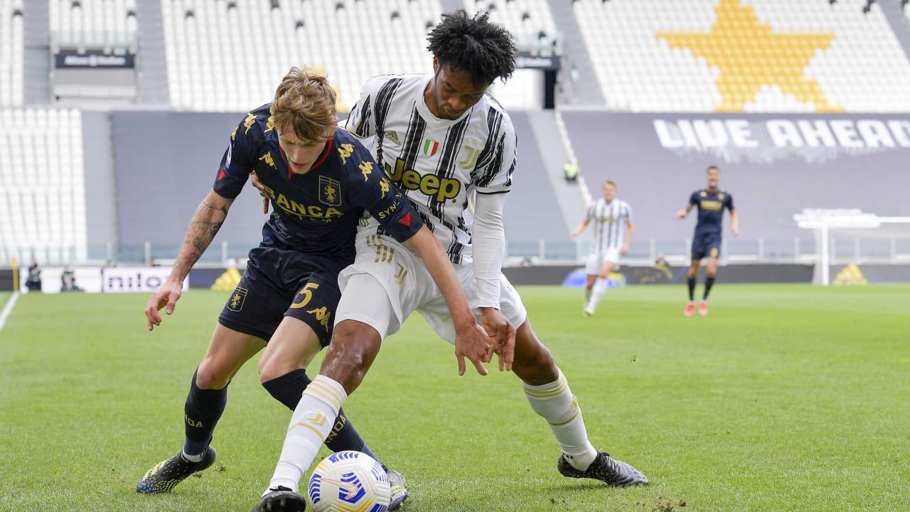 05 Juventus Genoa 11 aprile 2021