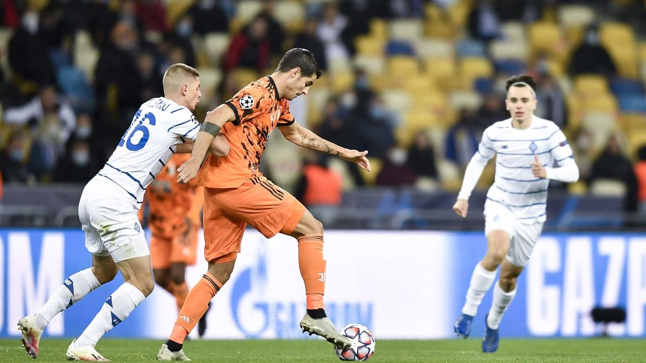 03 Dinamo Kiev Juve 20 ottobre 2020 LIVE
