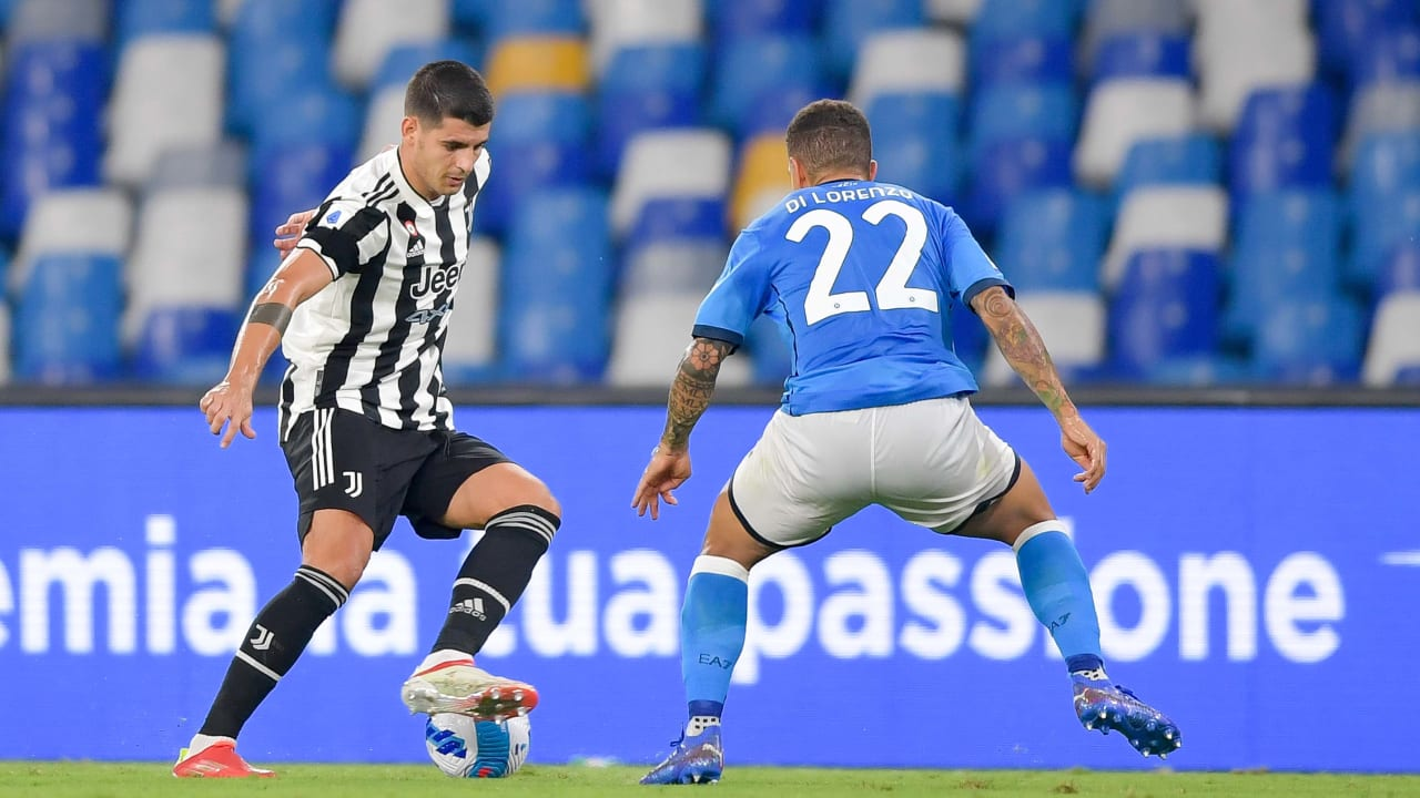 Match Napoli Juventus 11 settembre 2021