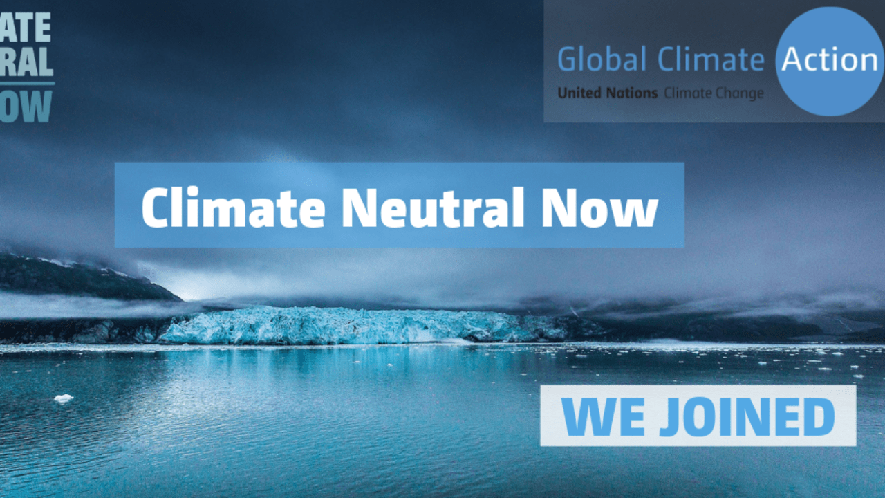 یوونتوس در چارچوب UNFCCC فعالیت خواهد کرد