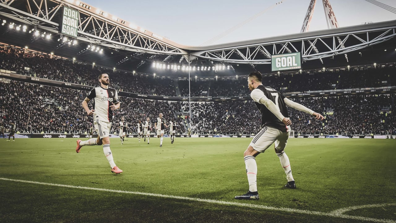 STRON9ER   The numbers behind the Bianconeri's ninth title