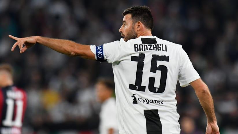 W8NDERFUL - Andrea Barzagli - Juventus