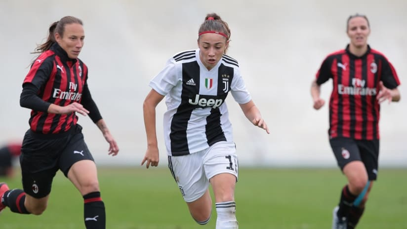 Women | Highlights Serie A | Milan - Juventus