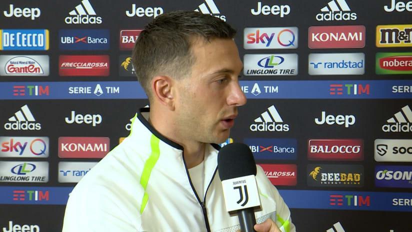 Juventus - Genoa | Bernardeschi: «Una vittoria importante»