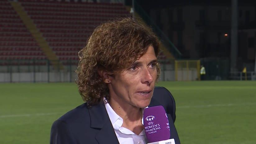 Juventus - Barcellona | Guarino: «Abbiamo fatto la partita che dovevamo fare»