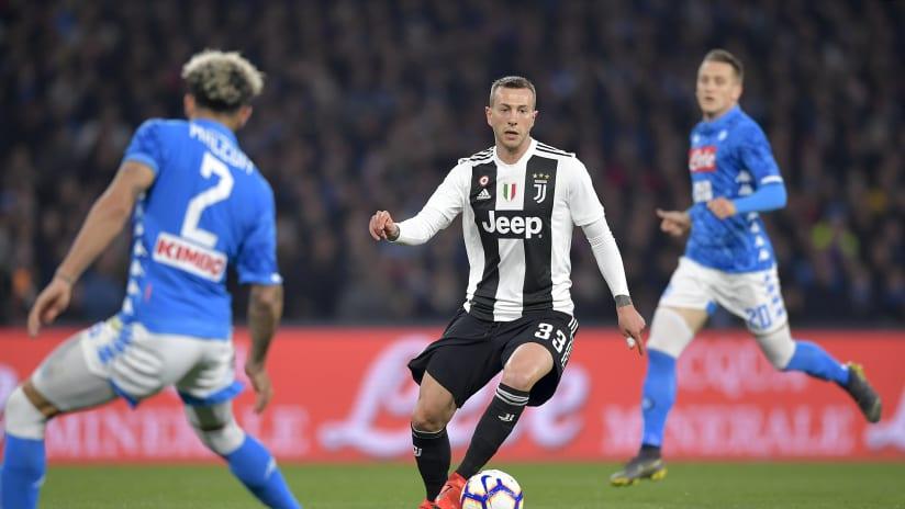 Numbers | Napoli - Juventus