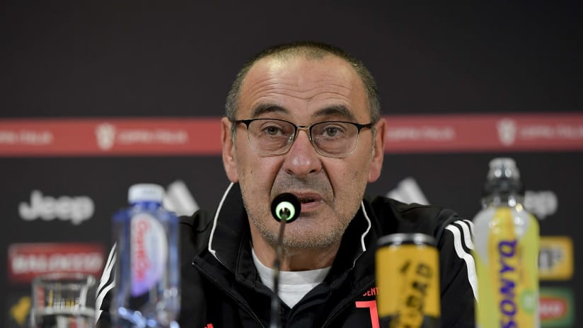 Press conference | The eve of Juventus - Udinese