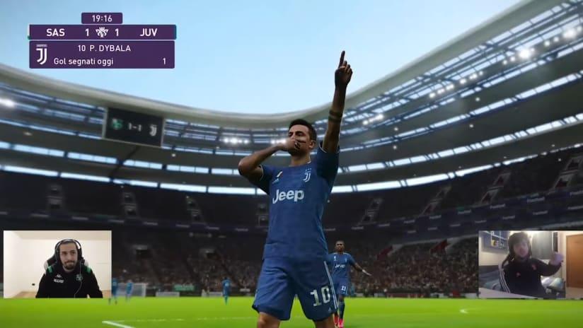 eSports | Amichevole | Sassuolo - Juventus