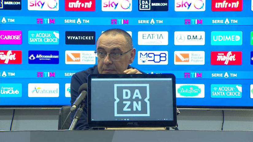 Press conference | Post Lecce - Juventus