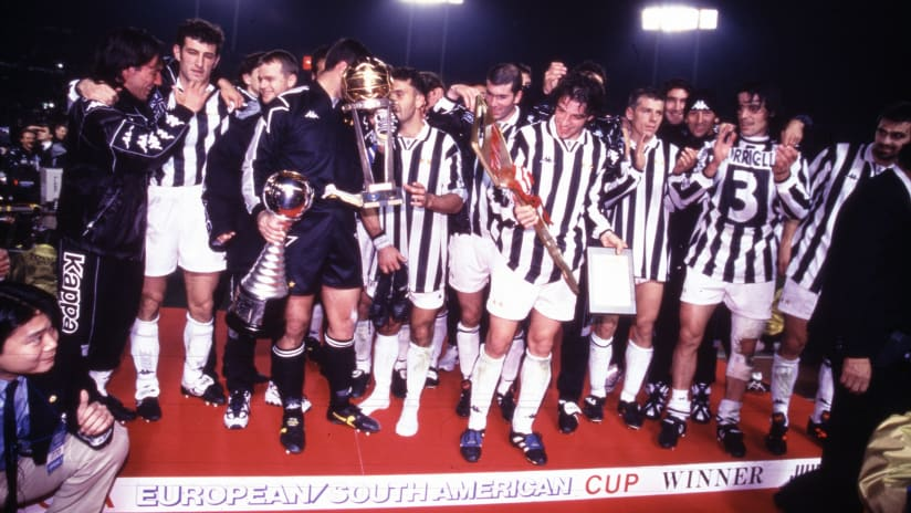 History   1996: i 10 momenti clou di Juventus - River Plate