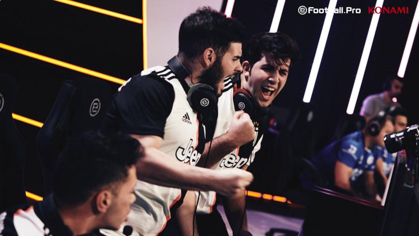 eSports | Matchweek 2 | Juventus - Schalke 04
