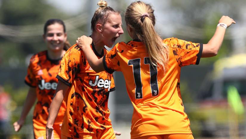 Women U19 | Highlights Scudetto Semi-Final | Juventus - Florentia