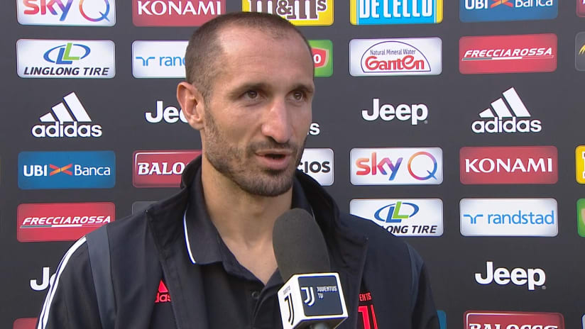Villar Perosa | Chiellini : «A double party for me»