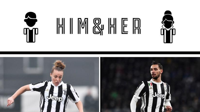 #HimAndHer Ep. 12: De Sciglio interviews Galli!