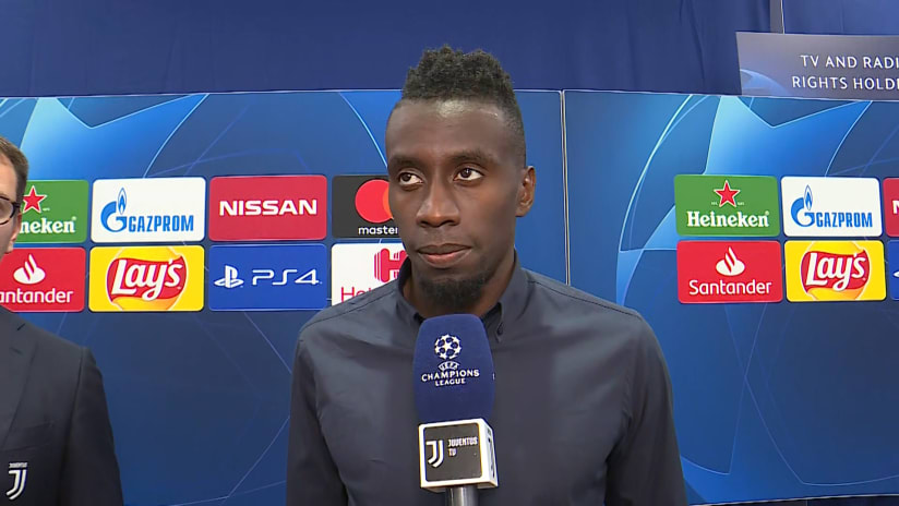 Atletico Madrid - Juventus | Matuidi: «The team played a good match»