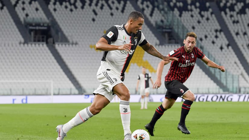 Gamereview | Coppa Italia - Semi-final second leg | Juventus - Milan