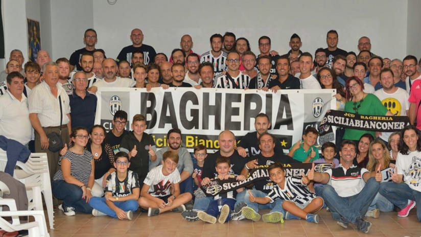 Official Fan Club Bagheria