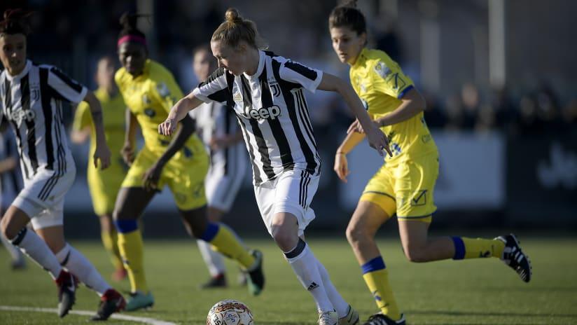 Women | Serie A - Matchweek 10 | Juventus - Fimauto Valpolicella
