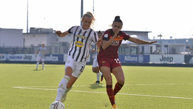 Women | Serie A - Matchweek 10 | Juventus - Roma