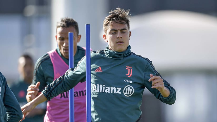 Training | Dybala Cam