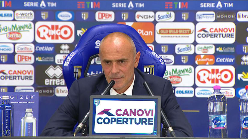 Press conference | Post Parma - Juventus