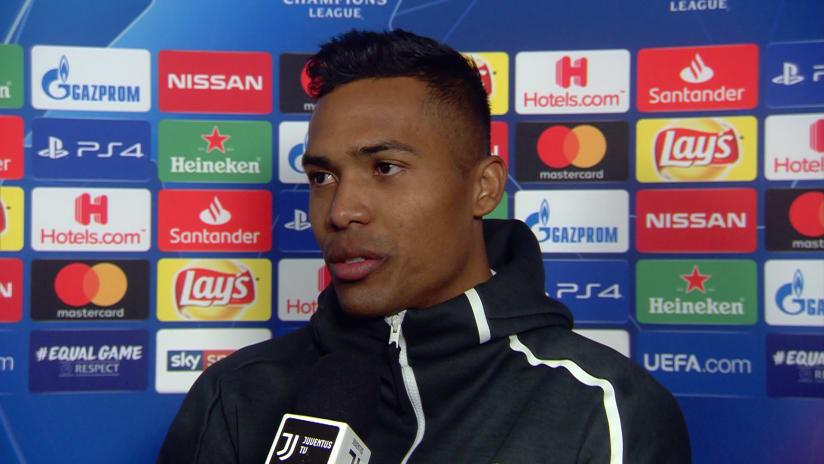 Juventus - Young Boys | Alex Sandro: «Dobbiamo continuare così»
