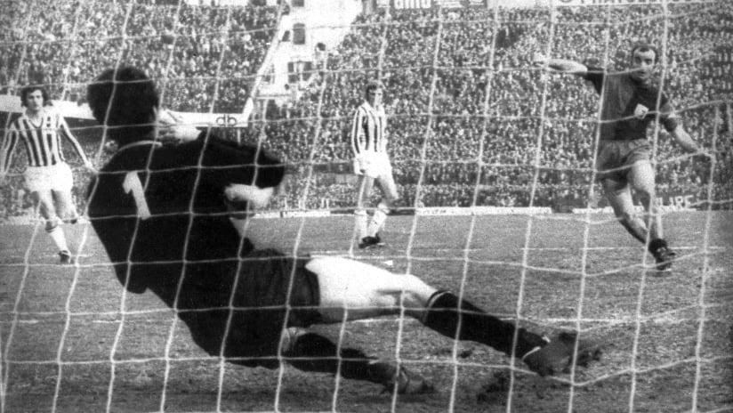 Juventus - Genoa | Il tris del 1973