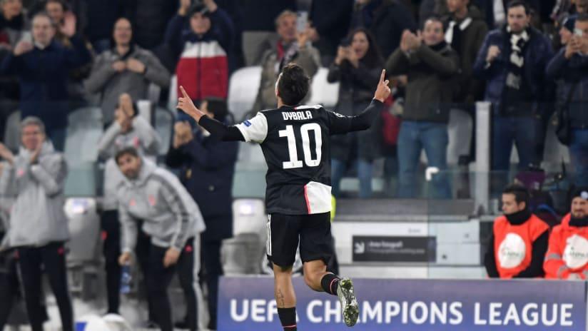 UCL | Matchweek 5 | Juventus - Atletico Madrid