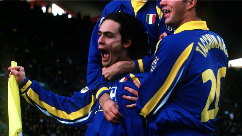 Classic Match UCL | Dynamo Kyiv - Juventus 1-4 97/98
