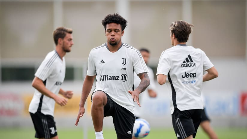 La settimana della Juventus verso la prima amichevole!