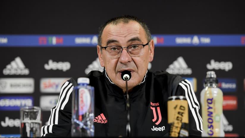Conferenze stampa | La vigilia di Hellas Verona - Juventus