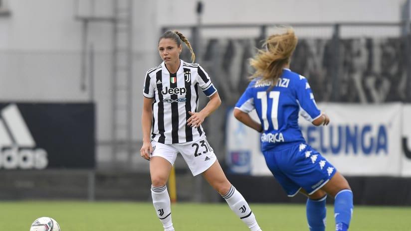 Women | Highlights Serie A | Juventus - Empoli