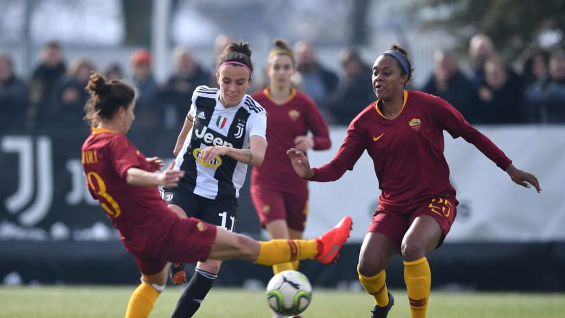 Women | Highlights Serie A | Juventus - Roma
