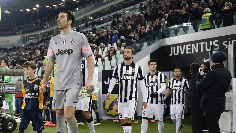 Classic Match Serie A | Juventus - Hellas Verona 4-0 14/15