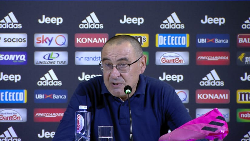 Press conference | Post Juventus - Bologna