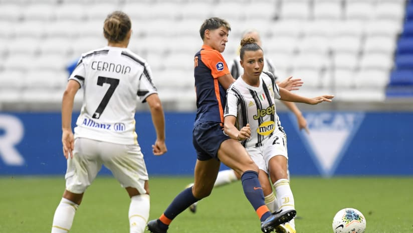 Women | Highlights Friendly | Montpellier - Juventus